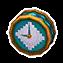Pave clock
