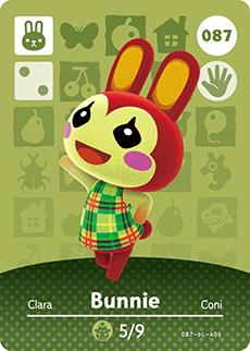 BunnieCard