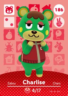 Charlise Card