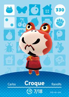 Croque Card