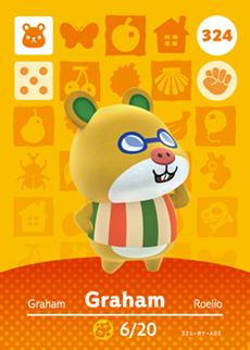 Graham Card
