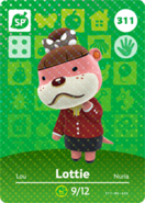 Lottie Card