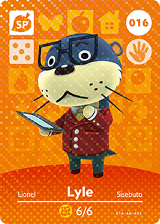 LyleCard