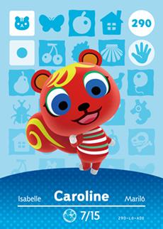 Caroline Card