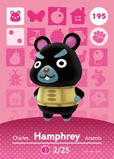 Hamphrey Card