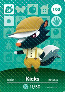 KicksCard