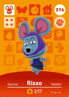 Rizzo Card
