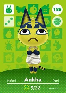 Ankha Card