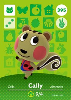 Cally Card