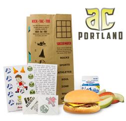 Burgerville AC Portland