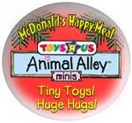 McD Animal Alley logo