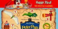 Peter Pan (McDonald's, 1998)