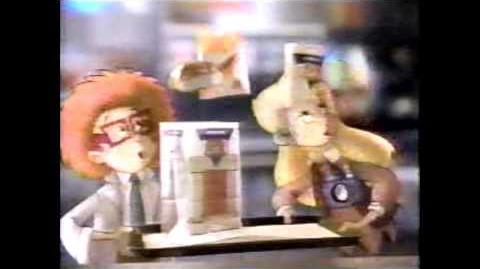 1992 Burger King Kids Club Commercial (Goof Troop)