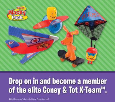 Sonic X-Team