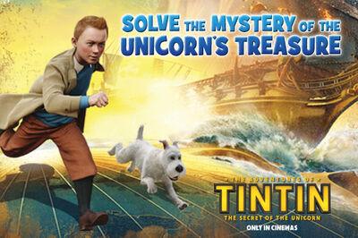 McD UK Tin Tin movie