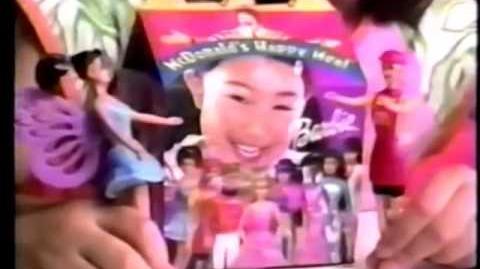 McDonald's Ad- Barbie (2001)