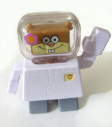 Burger King SpongeBobs Truth or Square Sandy front