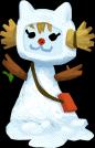 Xmas Decoration Snow Zoe