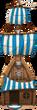 House Boat Cottage Level 3