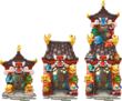 LNY Business Chinese Mask Shop Level 1to3
