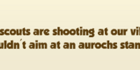 Archer's Job