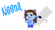 Neena htf by happytreefriendsffan-d5lbe5w