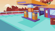 STV1E2.3 Gas Station