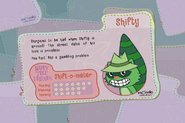 Shifty's Collect Them All Card