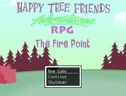Happytreefriendsadventuresrpgthefirepoint