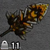 King tiger tooth