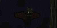 Infested Bat