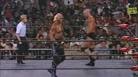 Hulk Hogan vs Goldberg ( WCW Nitro ) 7 06 1998 - Full Match