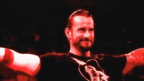 "CM Punk NWO Wolfpac Mashup - ""WolfPunk"""