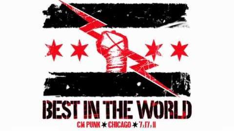 WWE CM Punk New Theme Song 2011