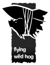 Flying-Wild-Hog-Logo