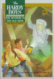 The Mystery in the Old Mine 1993 cover