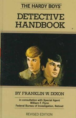 Hardy Boys Detective Handbook Cover 3