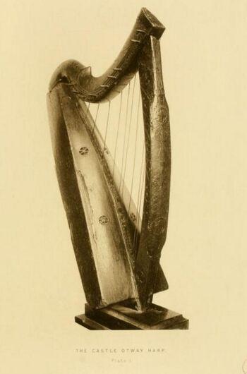 Castle otway harp