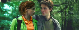 Willa and Cedric reunited