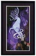 Size500 harrypotter brittneylee expectopatronum1 40 Beautiful Harry Potter Art and Illustration Tributes