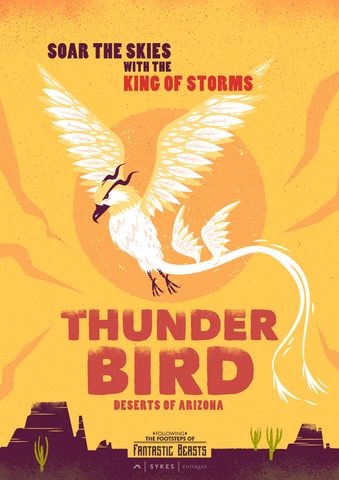 File:Fantastic Beasts Travel Posters - Thunderbird.png