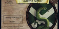 Slytherin Serpent