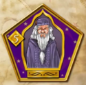 Dumbledore - card POAG