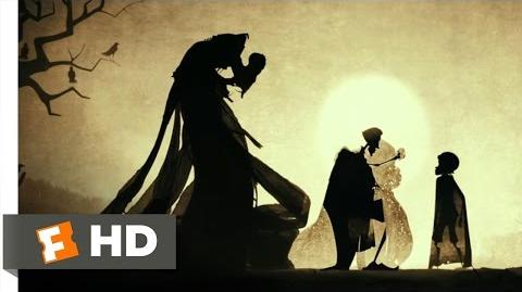 Harry Potter and the Deathly Hallows Part 1 (3 5) Movie CLIP - The Three Brothers (2010) HD