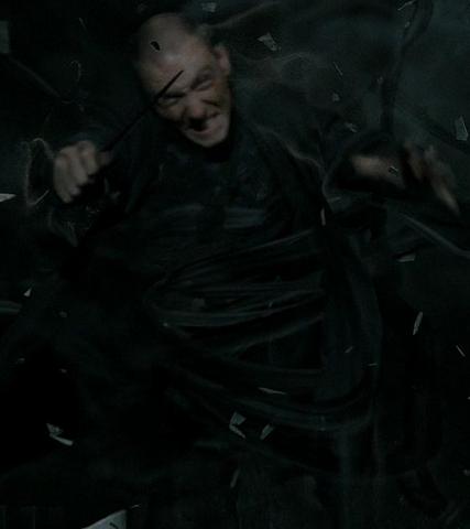 File:Unidentified Death Eater killed by Kingsley Shacklebolt.png