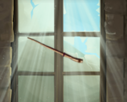 File:Lockhart's wand - Pottermore.png