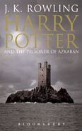HP Prisoner of Azkaban adult edition