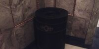 Gringotts rubbish bin