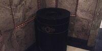 Gringotts rubbish bin