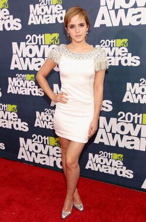 Emma Watson MTV